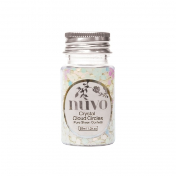 Tonic - Nuvo Confetti Crystal Cloud Circles