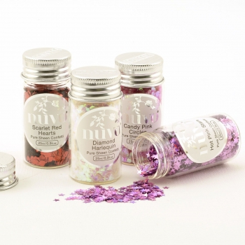 Tonic - Nuvo 4 Bottles Confetti Cross My Heart