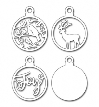 Penny Black - Creative Dies Joyful Ornaments