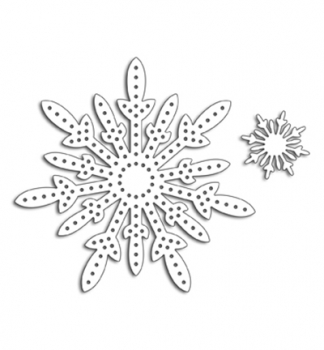 Penny Black - Creative Dies Stitch A Snowflake