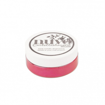 Tonic - Nuvo Embellishment Mousse French Rose