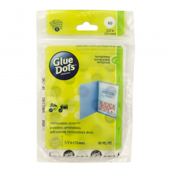 Glue Dots  - Removable Dots 13mm