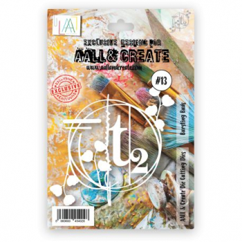 AALL & Create - Cutting Dies Bursting Buds