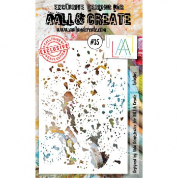 AALL & Create - Mask Splashes #35