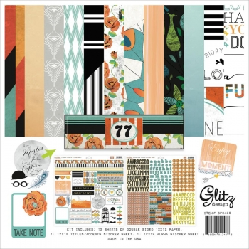Glitz Design - 77 Collection Pack 12""