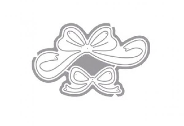 rayher - stanzschablone schleife