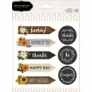 Pebbles - Warm & Cozy Stickers
