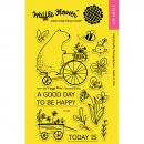 Waffle Flower - Stamp Set Happy Day