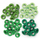 We R Memory Keepers - Eyelets Green