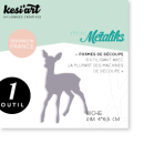 Kesi Art - Metaliks Mini Biche